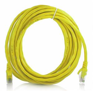 D-Link NCB-C6UYELR1-3 CAT6 UTP Patch Cord 24AWG Network Cable 3m